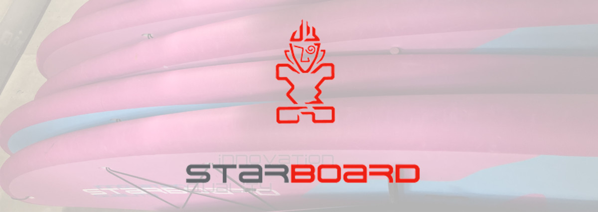 GOODDYAS STANDUP × star board